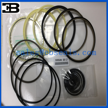 Soosan Hydraulic Breaker SB121 Hammer Seal Kit