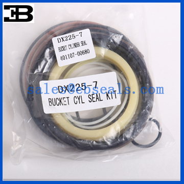 DX225-7 Excavator bucket Seal Kit 401107-00680