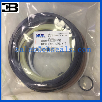 PC600-7 Excavator bucket Seal Kit 707-99-69790