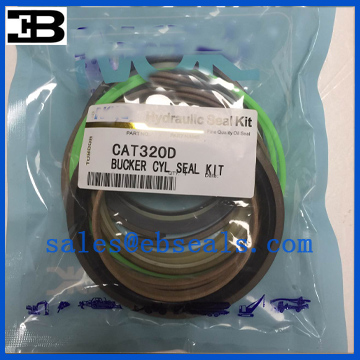 CAT320D Bucket Cylinder Seal Kit