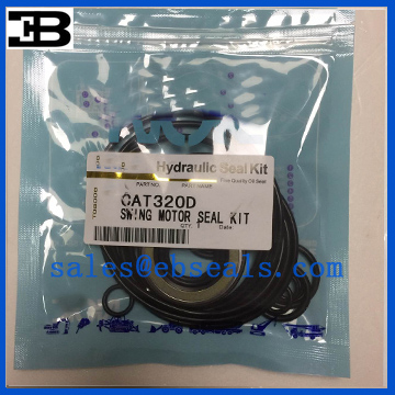 CAT320D Swing Motor Seal Kit