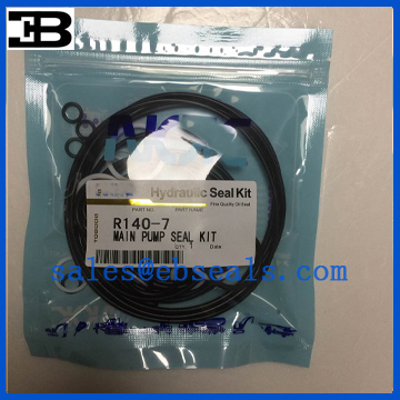 Hyundai R140-7 Hydraulic Pump Seal Kit