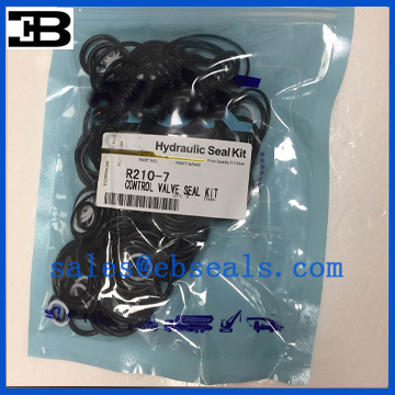 Hyundai R210-7 Main Control Valve Seal Kit