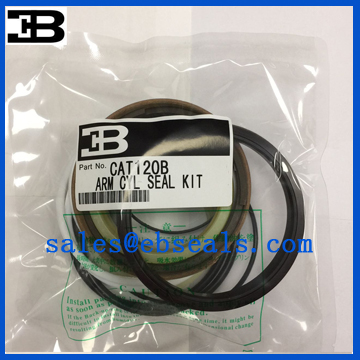 Caterpillar CAT120B Arm Cylinder Seal Kit