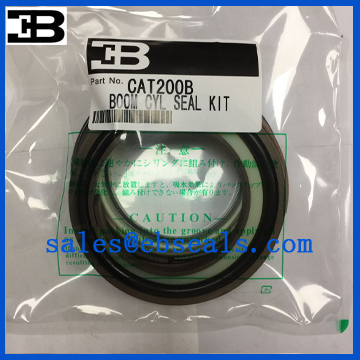 Caterpillar E200B Boom Cylinder Seal Kit