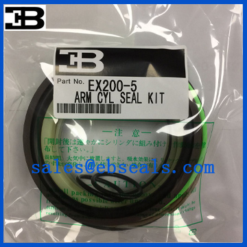Hitachi EX200-5 Arm Cylinder Seal Kit