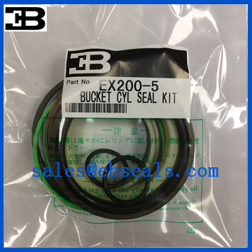 Hitachi EX200-5 Bucket Cylinder Seal Kit