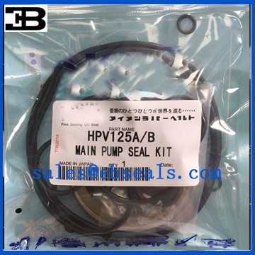 HPV125A HPV125B Pump Seal Kit