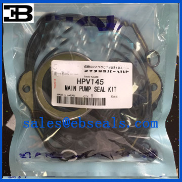 Hitachi HPV145 Hydraulic Pump Seal Kit