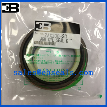 Hitachi ZX200-3G Arm Cylinder Seal Kit
