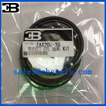 Hitachi ZX200-3G Bucket Cylinder Seal Kit