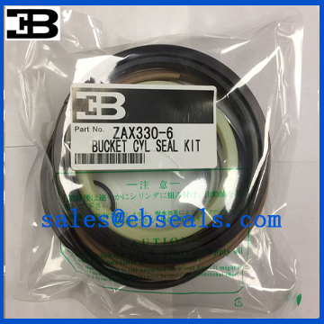 Hitachi ZX330-6 Bucket Cylinder Seal Kit