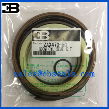 Hitachi ZX470-5G Boom Cylinder Seal Kit