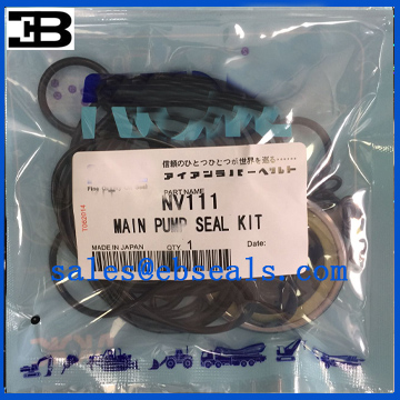 Kawasaki NV111 Hydraulic Pump Seal Kit