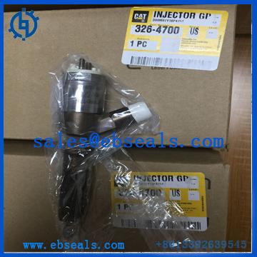 New Fuel Injector 326-4700 for Caterpillar C6 C6.4 Engine CAT 320D Excavator