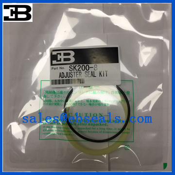 SK200-8 Track Adjuster Seal Kit