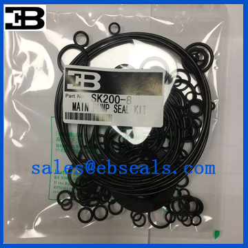 SK210-8 Main Pump Seal Kit