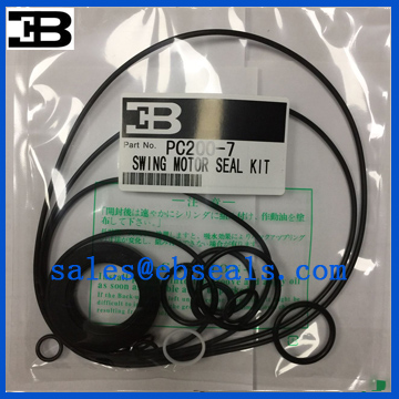 PC200-7 Digger Swing Motor Seal Kit