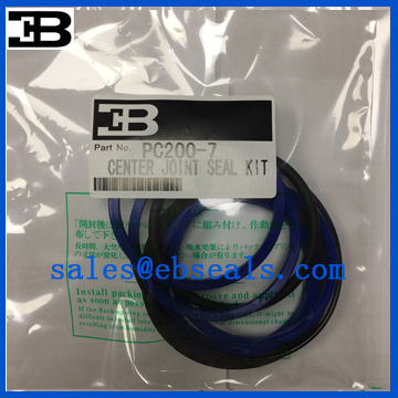 PC200-7 Swivel Center Joint Seal Kit