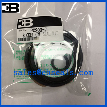 PC200-7 Excavator Bucket Cylinder Seal Kit