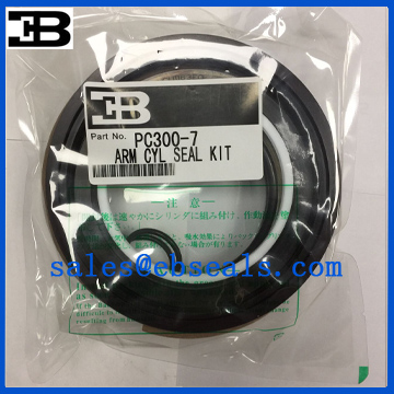 PC300-7 Excavator Arm Cylinder Seal Kit