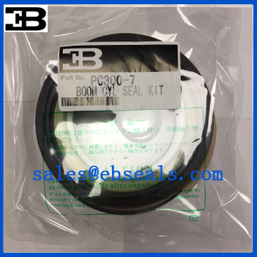 PC300-7 Excavator Boom Cylinder Seal Kit