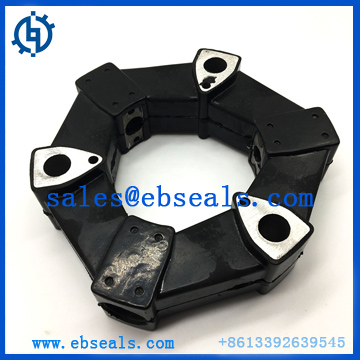 Excavator Engine Pump Drive Coupling Size4