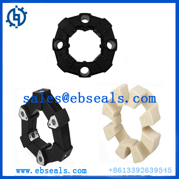Excavator Engine Drive Rubber Coupling