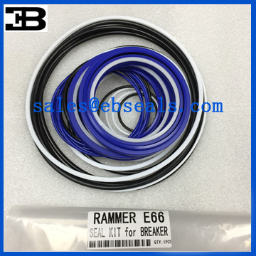Rammer E66 Breaker Seal Kit