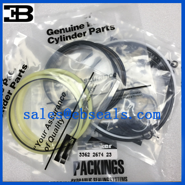 Atlas Copco 3362 2674 23 Breaker Seal Kit