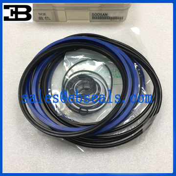 Soosan D81 014 Hydraulic Breaker Seal Kit