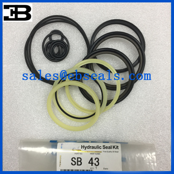 Soosan SB43 Breaker Seal Kit