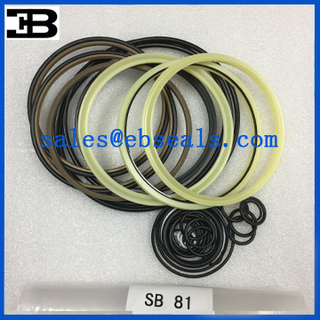 Soosan SB81 Hammer Seal Kit