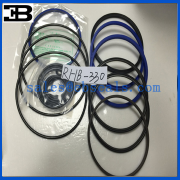 Hanwoo Hydraulic Breaker RHB330 Seal Kit Seals
